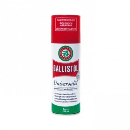 """Eļļa ieroču tīrīšanai un apkopei """"Ballistol Spray"""" (200ml) art.186-21715"""