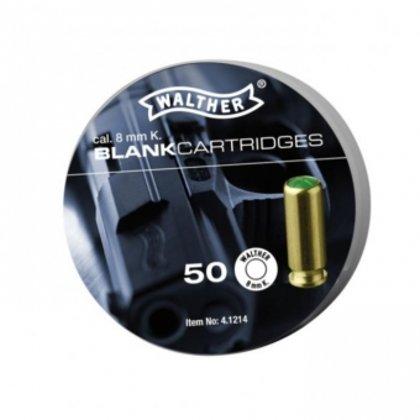Tukšas patronas Umarex pistolēm (8mm) art.107-41214