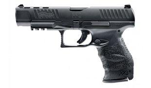 Пистолет Walther PPQ M2B 5'' 15-round, 9x19, KU, AM