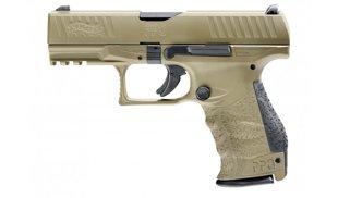 Пистолет Walther PPQ M2B 4'' FDE 9x19, PS, AM