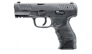 Pistole Walther Creed 9 mm x 19, black