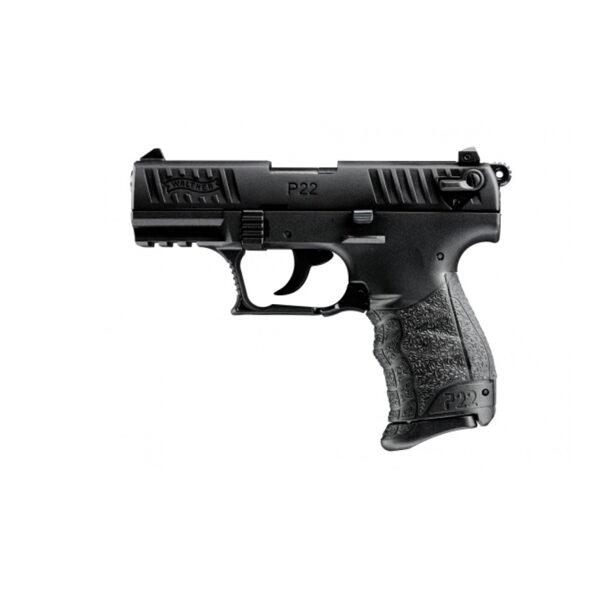 """ПИСТОЛЕТ WALTHER P22Q 3,42"""" .22LR"""