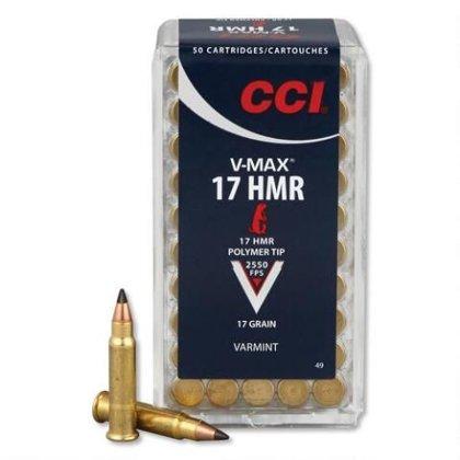 CCI .17 HMR 1,1G V-MAX art.17-HMR-V-MAX
