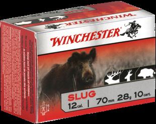 12/70 Winchester Slug Foster 28gr