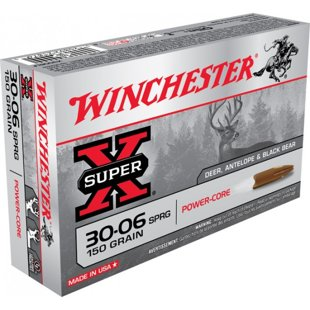 .30-06 Winchester Power Core 150 gr