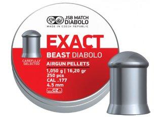 Lodītes JSB Diabolo Exact Jumbo Monster 5.52mm