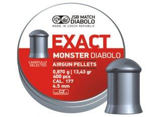 Lodītes JSB Diabolo Exact Monster 4.52mm