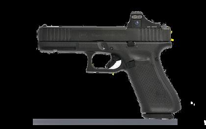 Пистолет 17 Gen5 MOS FS