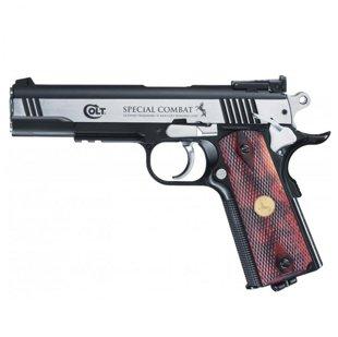 "Пневматический пистолет ""Umarex Colt Special Combat Classic"" (4.5mm BB)"