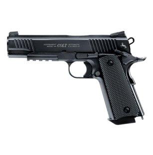 """Пневматический пистолет """"Umarex Colt M45 CQBP"""" (4.5mm BB)"""