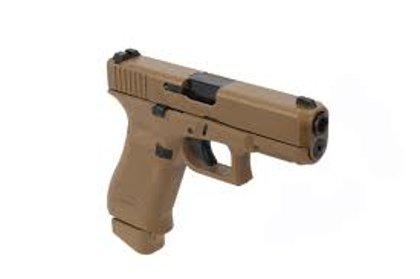 Пистолет Glock 19Gen5 9x19