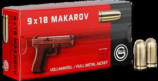 9mm Makarov Geco 6.15g FMJ