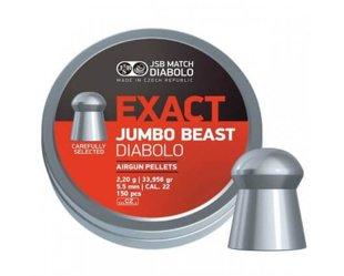 Lodītes JSB Diabolo Jumbo Exact Beast 5.52mm