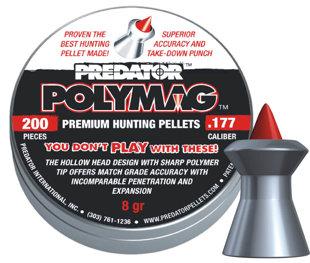 Lodītes JSB Predator Polymag 4.5mm
