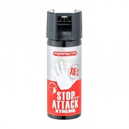 """Перцовый защитный аэрозоль """"Stop Attack"""" (Баллистическая струя)"""