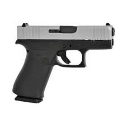 Пистолет GLOCK 43X  9X19 FS