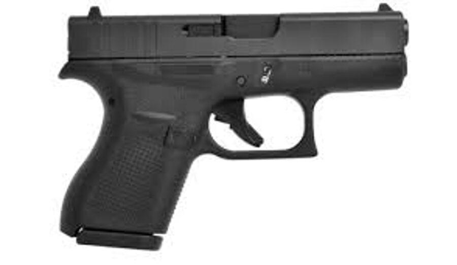 Пистолет Glock 42 .380 slim pistol set