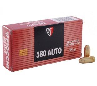 .380 AUTO Fiocchi 95gr FMJ
