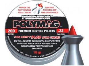 Lodītes JSB Predator Polymag 5.5mm