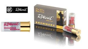 12/70 Rottweil 31.5g Brenneke