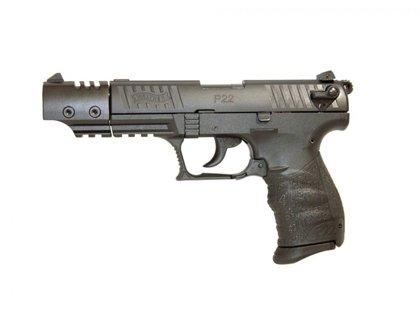 "Пистолет Walther P22Q Target .22 LR 5"""
